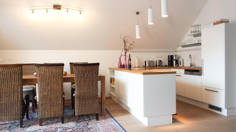 seehaus seewirt apartment küche