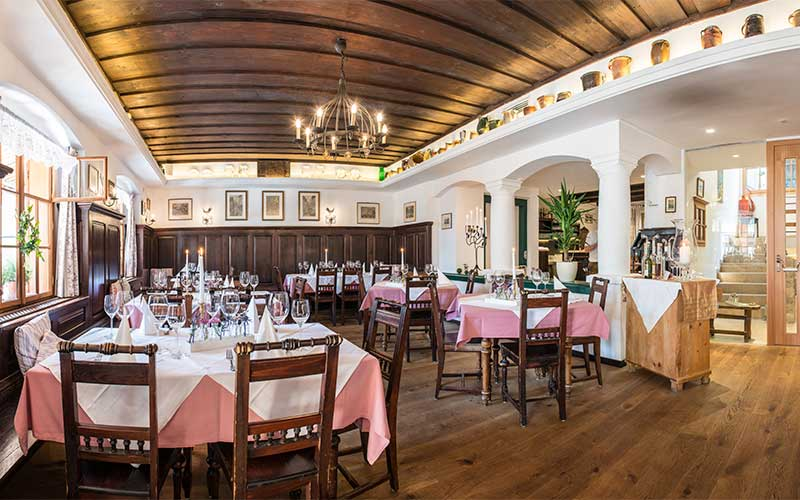 Restaurant Menü Gasthof Wirtshaus Speisekarte